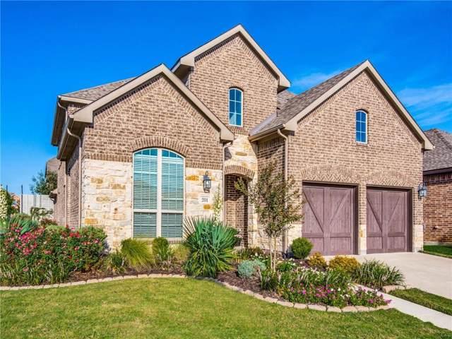 201 Sunrise Drive, Argyle, TX 76226 (MLS #14192801) :: Team Hodnett