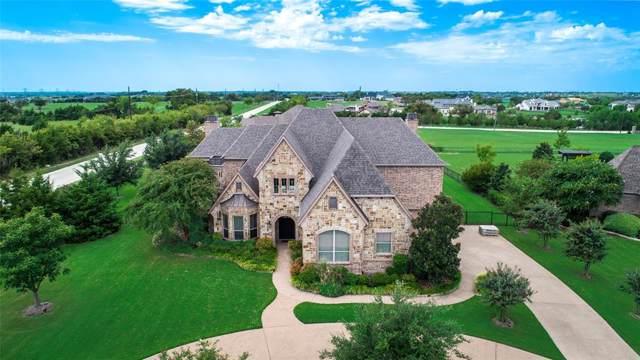 137 Manor Drive, Heath, TX 75032 (MLS #14192804) :: Team Tiller