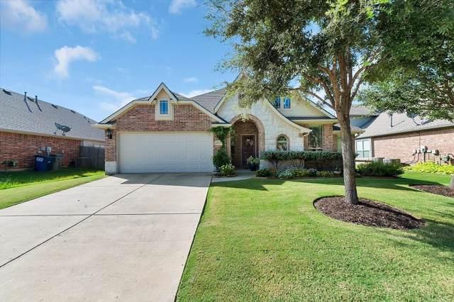 2612 Pine Trail Drive, Little Elm, TX 75068 (MLS #14192878) :: The Chad Smith Team
