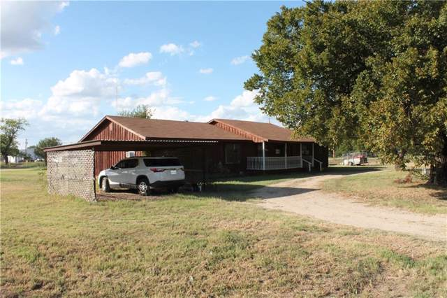 408 Avenue G, Carbon, TX 76435 (MLS #14192949) :: Robbins Real Estate Group