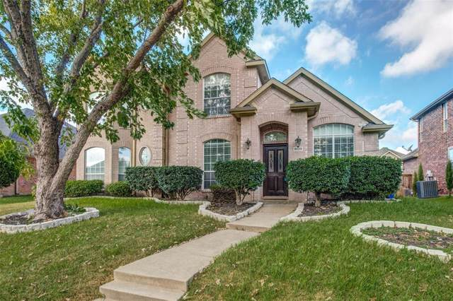 8029 Alderwood Drive, Plano, TX 75025 (MLS #14193034) :: Lynn Wilson with Keller Williams DFW/Southlake