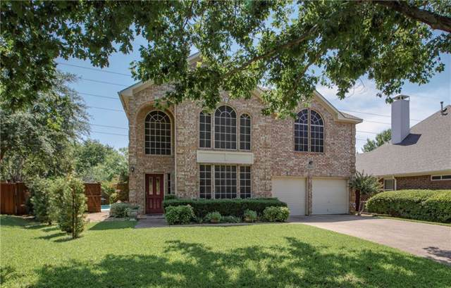 14632 Waterview Circle, Addison, TX 75001 (MLS #14193050) :: The Mitchell Group