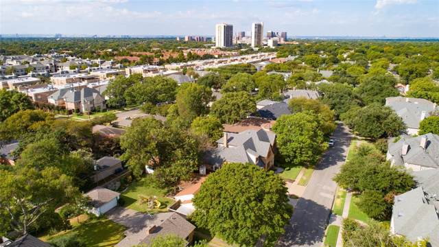 6710 Northwood, Dallas, TX 75225 (MLS #14193064) :: RE/MAX Town & Country