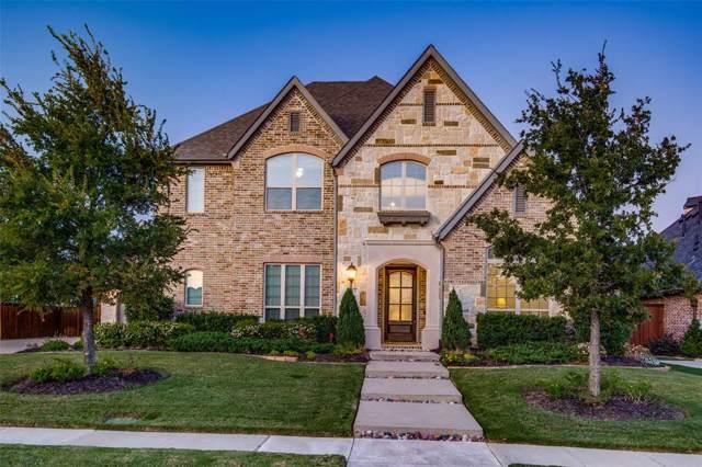 3023 Haywick, The Colony, TX 75056 (MLS #14193078) :: Van Poole Properties Group