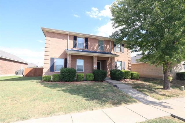 633 Chapman Drive, Lancaster, TX 75146 (MLS #14193085) :: Lynn Wilson with Keller Williams DFW/Southlake