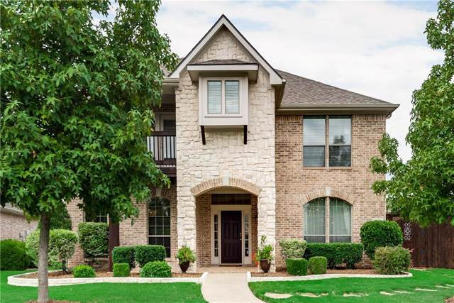 2107 April Sound Lane, Frisco, TX 75033 (MLS #14193114) :: Hargrove Realty Group