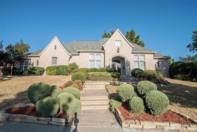 809 Sir Galahad Lane, Lewisville, TX 75056 (MLS #14193144) :: The Kimberly Davis Group