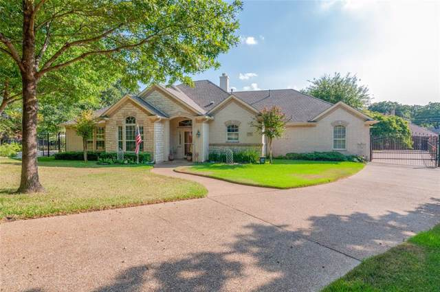 2901 S Odell Court, Grapevine, TX 76051 (MLS #14193163) :: Baldree Home Team