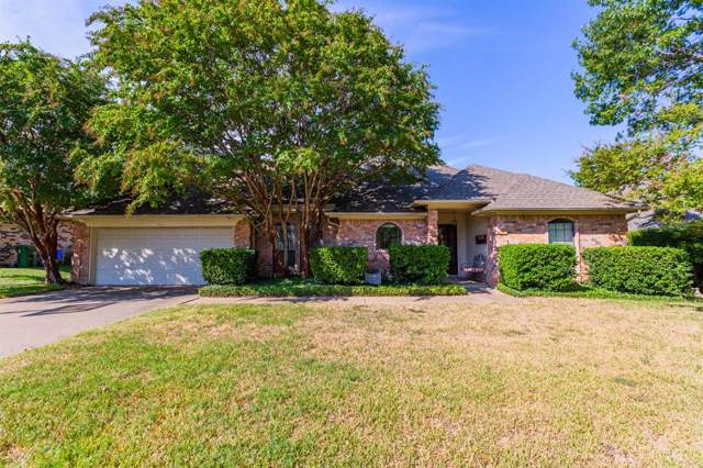 7805 Redwood Court, North Richland Hills, TX 76182 (MLS #14193184) :: RE/MAX Town & Country