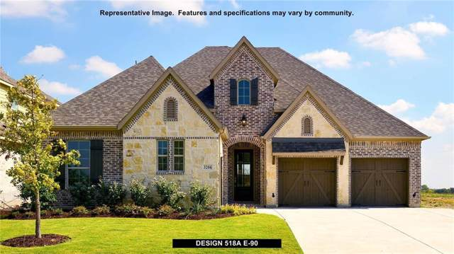 581 Broadhurst Lane, Prosper, TX 75078 (MLS #14193243) :: Robbins Real Estate Group