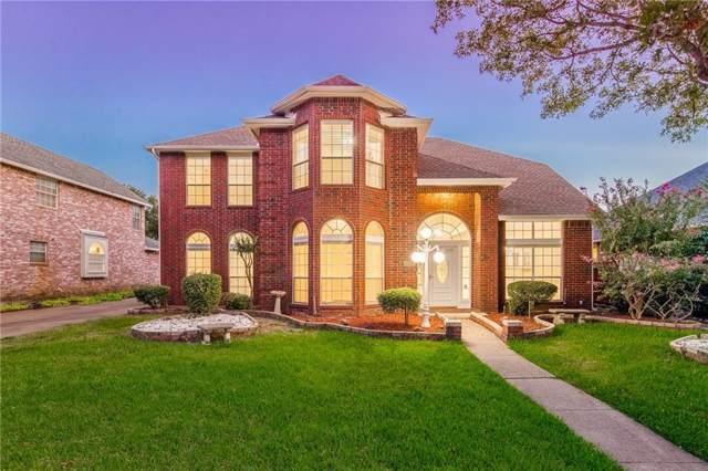 1443 Susan Lane, Carrollton, TX 75007 (MLS #14193250) :: The Real Estate Station