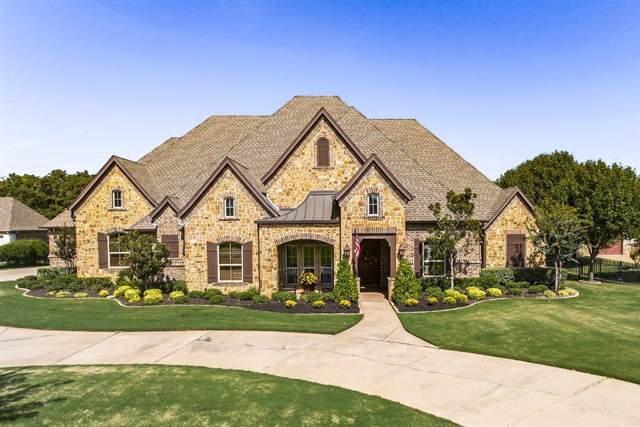 7217 Diamond Oaks Drive, Mansfield, TX 76063 (MLS #14193296) :: Kimberly Davis & Associates
