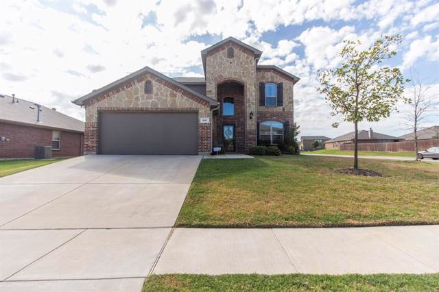 500 Peach Lane, Burleson, TX 76028 (MLS #14193300) :: The Mitchell Group