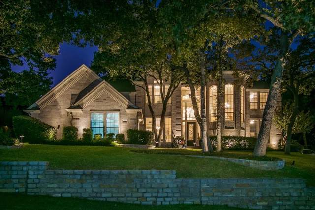 629 Timbercrest Circle, Highland Village, TX 75077 (MLS #14193348) :: Lynn Wilson with Keller Williams DFW/Southlake