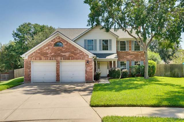 1425 Mimosa Court, Flower Mound, TX 75028 (MLS #14193382) :: RE/MAX Town & Country