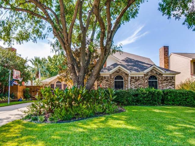 1536 Yaggi Drive, Flower Mound, TX 75028 (MLS #14193433) :: RE/MAX Town & Country