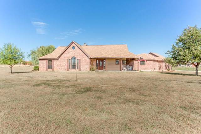 396 County Road 3381, Paradise, TX 76073 (MLS #14193440) :: RE/MAX Town & Country