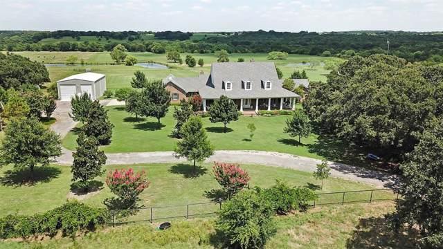 842 County Road 251, Valley View, TX 76272 (MLS #14193473) :: Kimberly Davis & Associates