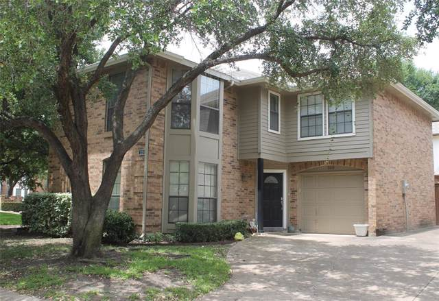 100 Shadowbrook Lane, Irving, TX 75063 (MLS #14193484) :: Lynn Wilson with Keller Williams DFW/Southlake