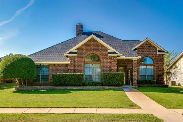 1762 Clydesdale Drive, Lewisville, TX 75067 (MLS #14193494) :: Lynn Wilson with Keller Williams DFW/Southlake