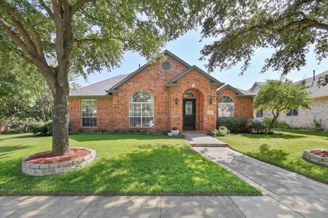5909 Sandhill Circle, The Colony, TX 75056 (MLS #14193497) :: Team Hodnett