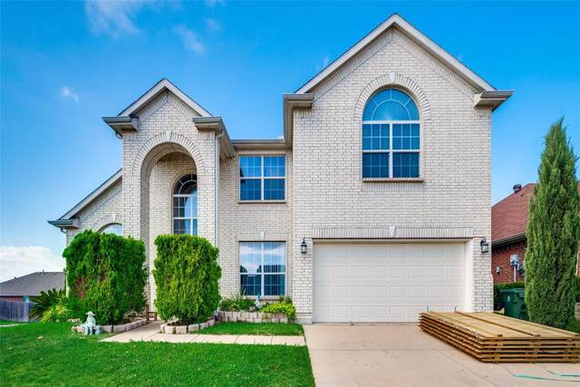 7722 Longbow Lane, Arlington, TX 76002 (MLS #14193562) :: Baldree Home Team