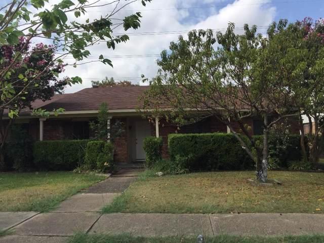 10709 Black Walnut Drive, Dallas, TX 75243 (MLS #14193589) :: All Cities Realty