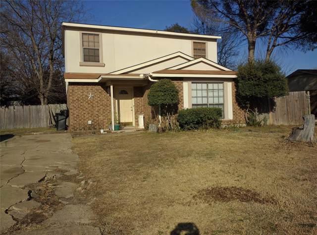 410 Brandon Street, Grand Prairie, TX 75052 (MLS #14193594) :: Lynn Wilson with Keller Williams DFW/Southlake