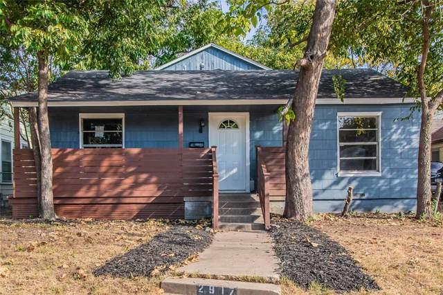 2917 Honeysuckle Avenue, Fort Worth, TX 76111 (MLS #14193615) :: Lynn Wilson with Keller Williams DFW/Southlake