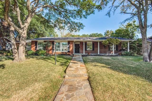 3977 Cedar Bayou Drive, Dallas, TX 75244 (MLS #14193628) :: Lynn Wilson with Keller Williams DFW/Southlake