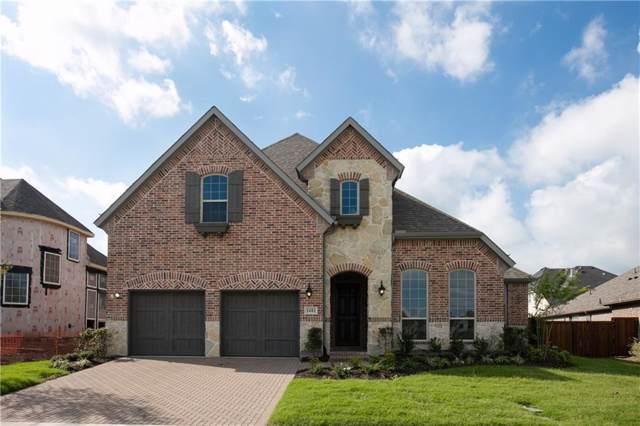 1681 Birdsong Lane, Prosper, TX 75078 (MLS #14193642) :: Real Estate By Design