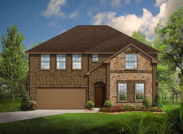 1312 Morning Ridge Trail, Aubrey, TX 76227 (MLS #14193651) :: Real Estate By Design