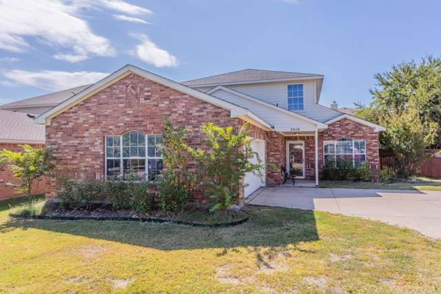2404 Aspen Street, Corinth, TX 76210 (MLS #14193680) :: All Cities Realty