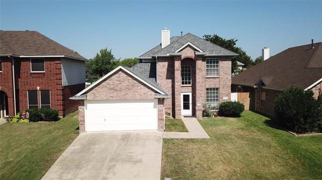4563 Sunswept Court, Fort Worth, TX 76137 (MLS #14193698) :: Lynn Wilson with Keller Williams DFW/Southlake