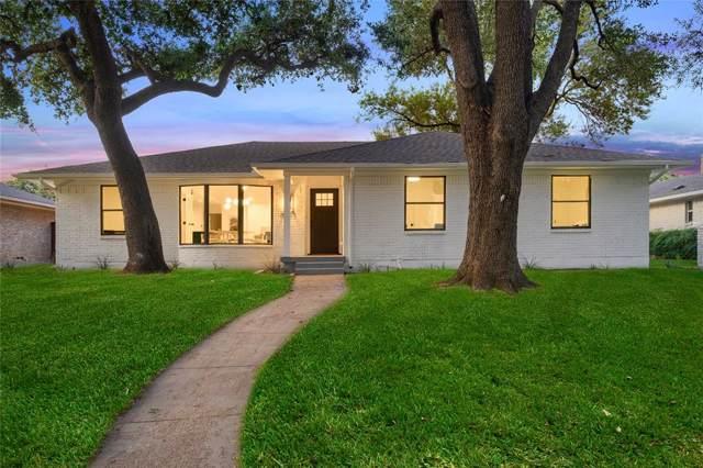 9957 Faircrest Drive, Dallas, TX 75238 (MLS #14193743) :: Lynn Wilson with Keller Williams DFW/Southlake