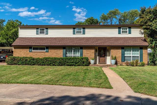 1325 Carriage Drive, Irving, TX 75062 (MLS #14193772) :: Lynn Wilson with Keller Williams DFW/Southlake