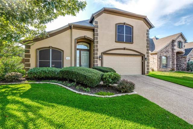 1912 Bentwood Court, Grapevine, TX 76051 (MLS #14193792) :: The Heyl Group at Keller Williams