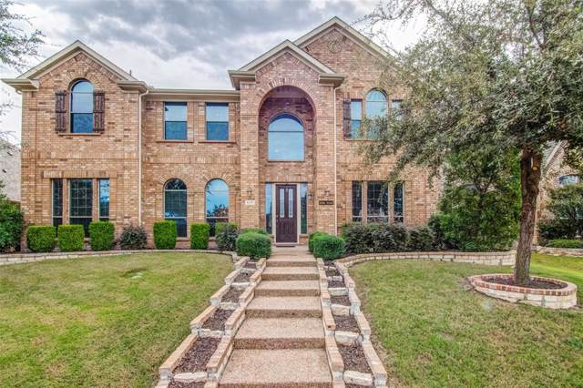 3231 Country Glen Trail, Frisco, TX 75034 (MLS #14193889) :: The Real Estate Station