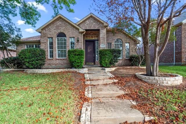 2038 Needham Drive, Allen, TX 75013 (MLS #14193963) :: Vibrant Real Estate
