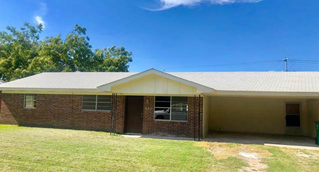 402 Gallia Street, Bowie, TX 76230 (MLS #14193966) :: RE/MAX Town & Country