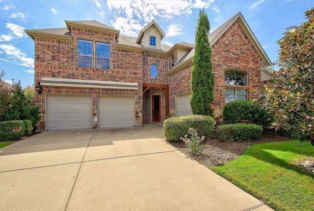 9547 Knight Lane, Frisco, TX 75035 (MLS #14193990) :: Lynn Wilson with Keller Williams DFW/Southlake