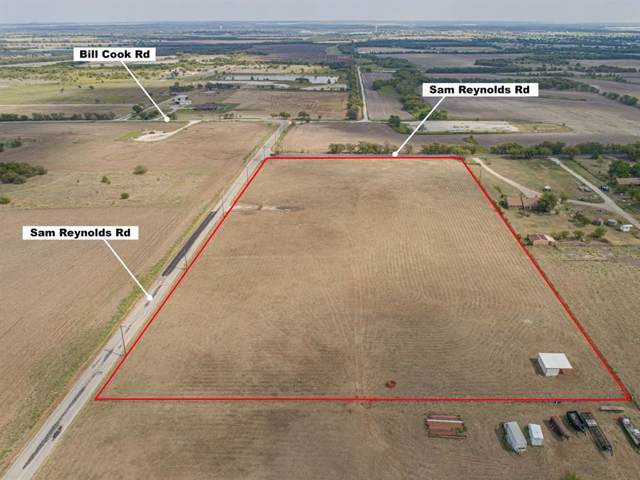 TBD Sam Reynolds Road, Justin, TX 76247 (MLS #14194005) :: Premier Properties Group of Keller Williams Realty