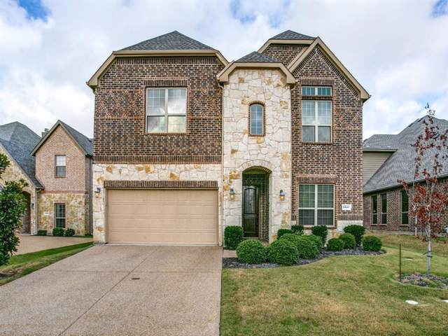 6837 Abernathy Street, Plano, TX 75074 (MLS #14194048) :: Hargrove Realty Group