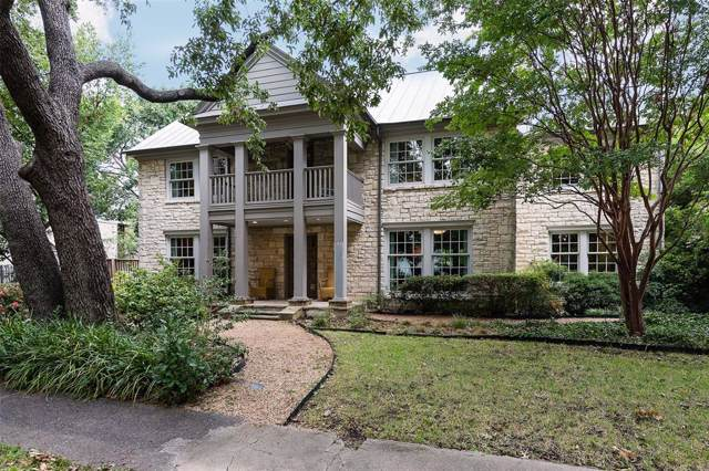 5544 Nakoma Drive, Dallas, TX 75209 (MLS #14194056) :: Lynn Wilson with Keller Williams DFW/Southlake