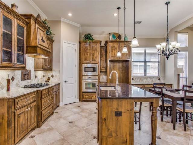 5504 Fox Chase Lane, Mckinney, TX 75071 (MLS #14194065) :: The Mitchell Group