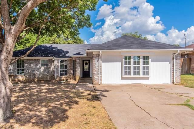 311 S Walnut Creek Drive, Mansfield, TX 76063 (MLS #14194099) :: The Tierny Jordan Network