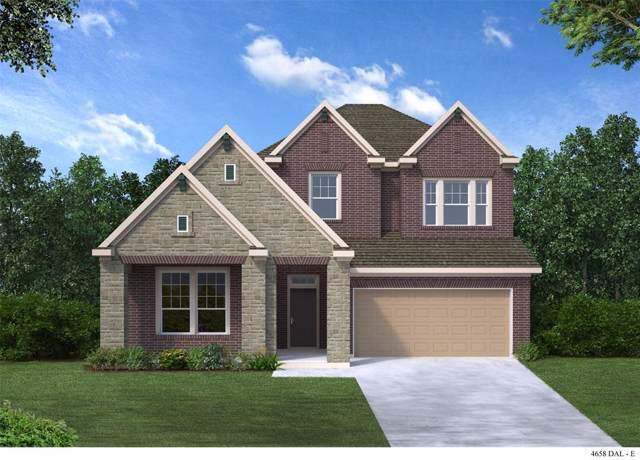 2617 High Bluff Street, Mansfield, TX 76063 (MLS #14194121) :: The Hornburg Real Estate Group