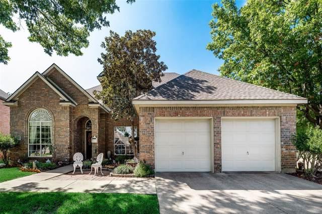 3265 Paddock Circle, Flower Mound, TX 75022 (MLS #14194149) :: Real Estate By Design