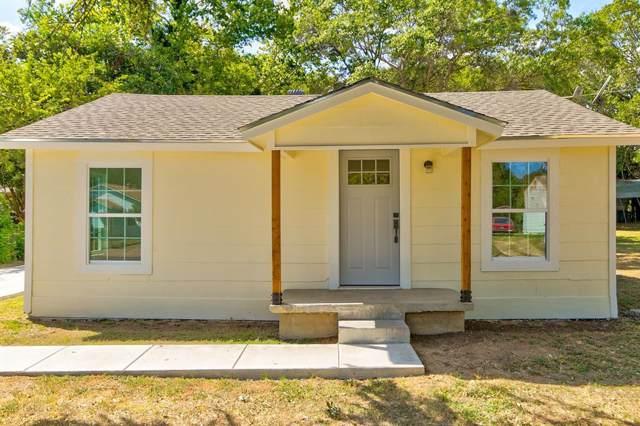 309 Byron Street, Fort Worth, TX 76114 (MLS #14194153) :: The Kimberly Davis Group