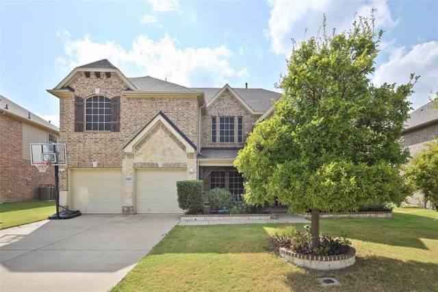 1217 Genesis Drive, Mansfield, TX 76063 (MLS #14194215) :: Lynn Wilson with Keller Williams DFW/Southlake